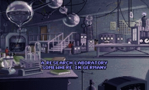 fate of atlantis german lab